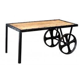 Cosmo chariot table basse